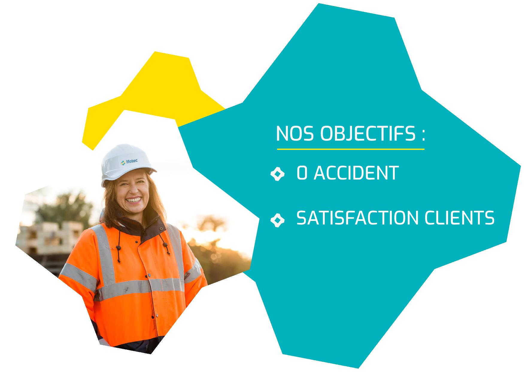 Nos Objectifs - IFOTEC